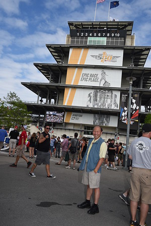 5-27-2016 B&L Indy 500 Carb Day & Museum
