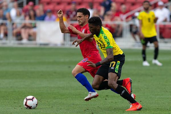 International Soccer: USMNT vs. Jamaica