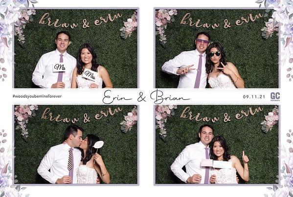 09-11-21 Erin & Brian