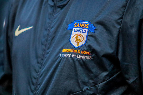 SANDS United FC Brighton & Hove vs Sussex Albion FC