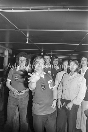 Aylesbury Darts League team 1979