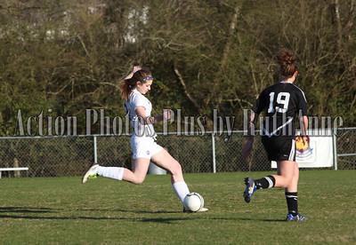 Soccer Varsity Girls 2013