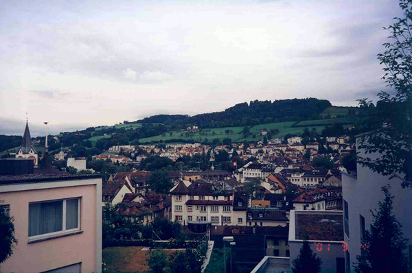 St Gallen 2001