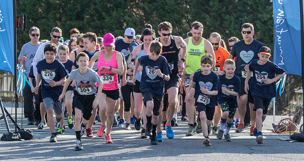 2018 Love Runs Bedford 5K