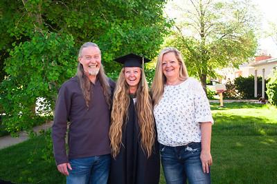 Jessie Graduates Again!