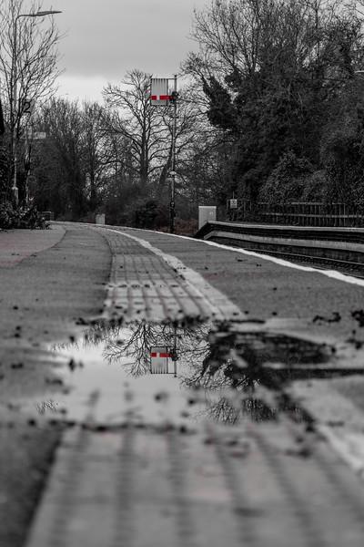 SB9 - Semaphore Reflections at Somerleyton