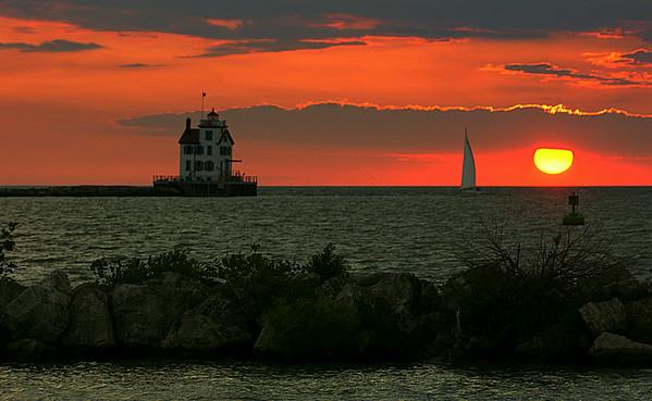 Lorain Sunset Shots 2011-2013 20