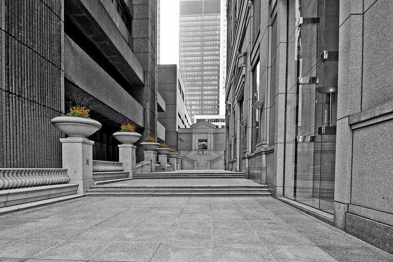 Chicago Courtyard