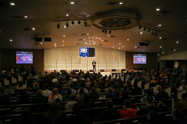 Detroit Youth Choir RU Chapel