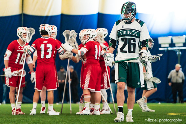 Cleveland State Lacrosse Game vs. Sacred Heart