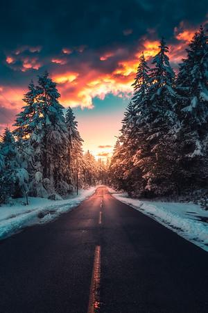 Roads & Pathways