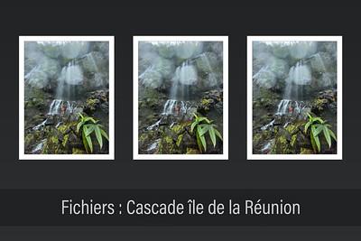 Fichiers Cascade île de la Réunion