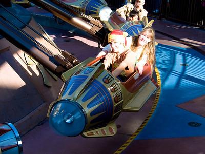 2008 - Disneyland in December