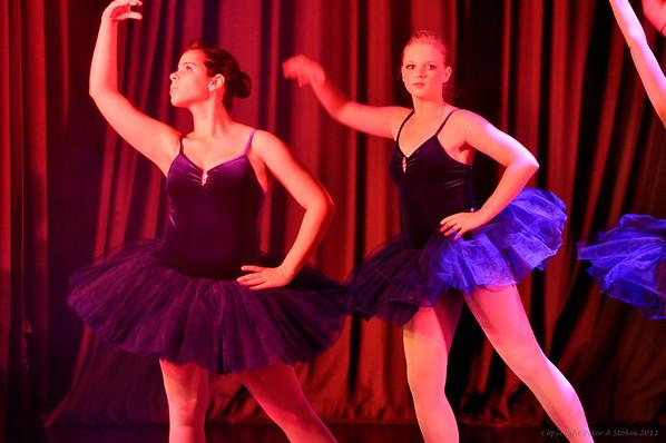 TK Dance Rehearsal 2011