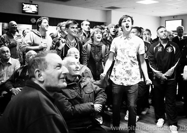 Slough Town 0 Gosport Borough 0 - FA Cup - 21/10/12