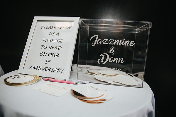 4.28.17 - Jazzmine and Donn's engagement party