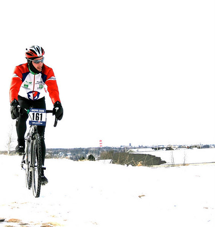 2007 Dieppe Winter Cross Race