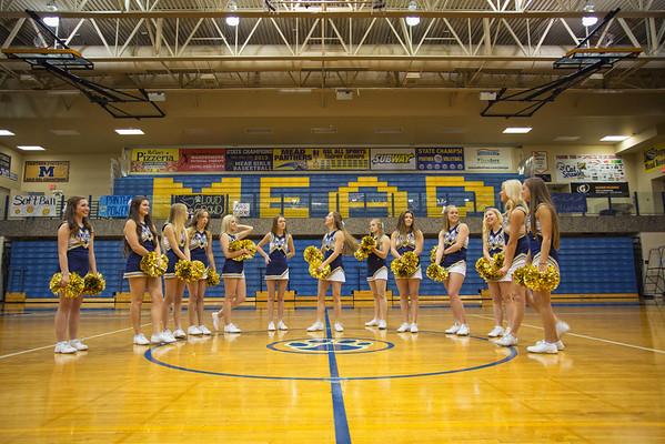 Mead High School Cheer