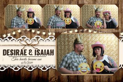 Presnell Wedding Photobooth 6.15.2019