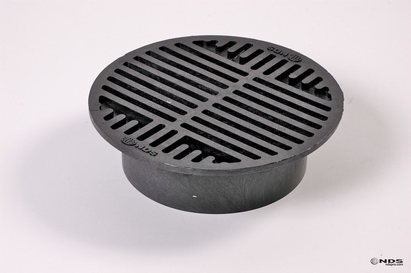 Round Grates - Product Shots