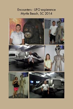 SC, Myrtle Beach - UFO experience