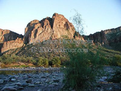 Arizona Salt River Canyon