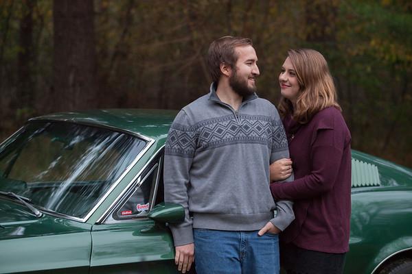 Sam & Maureen E-Shoot