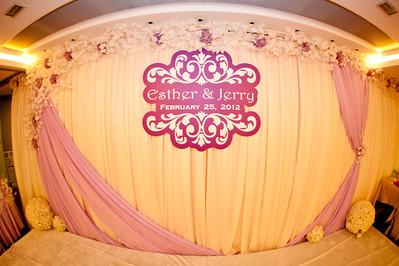 Esther & Jerry's Wedding - Feb2012