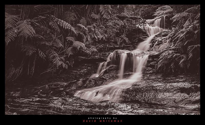 Upper Cascades Leura