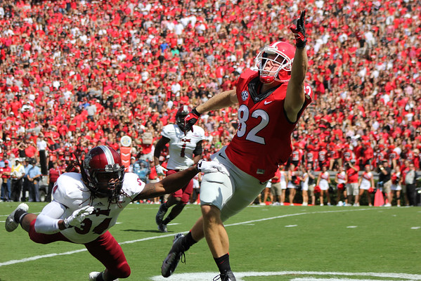 UGA v. Troy Saturday, Sept. 20
