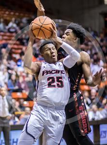 Pacific vs UNLV Men's Basketball