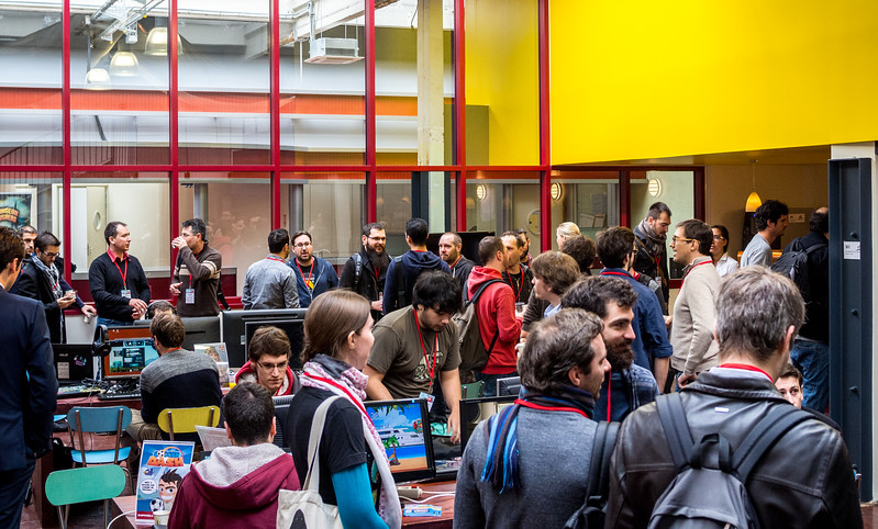 European Indie Game Days (EIGD) 2015