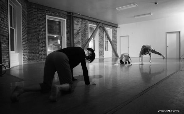 DO IT NOW Improvisational Performance Series