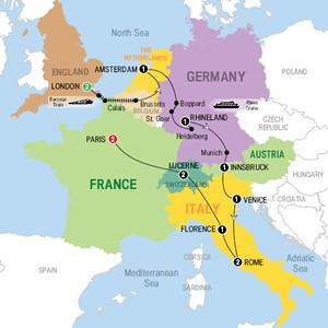 European Whirl 2015