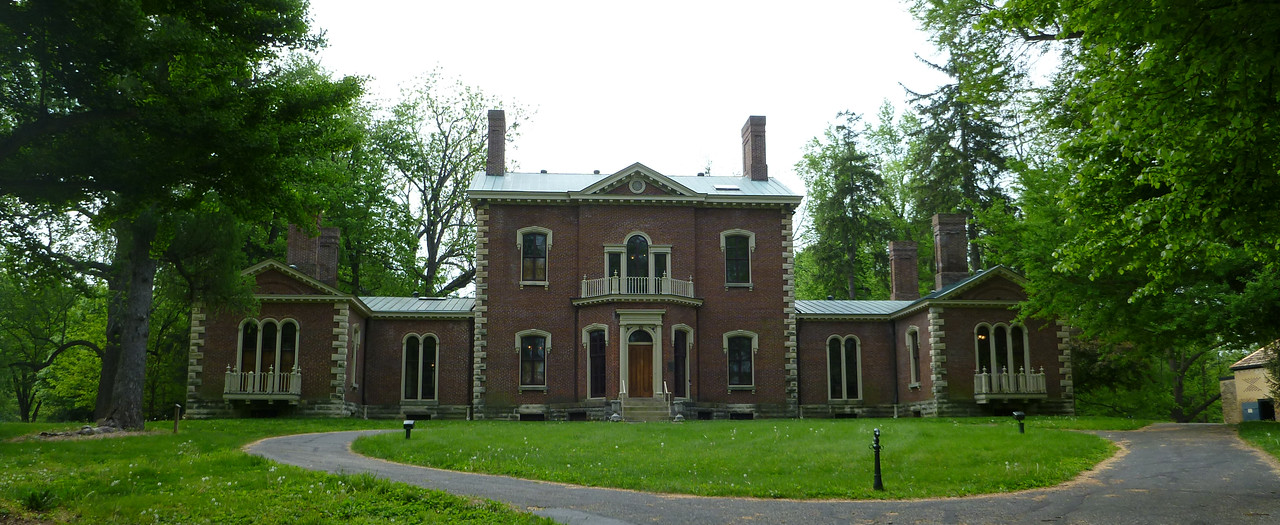 Henry Clay's Ashland Estate, Lexington, Kentucky, May 2015