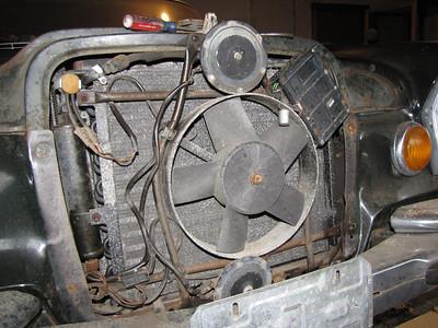 280SE 4.5 Cooling System