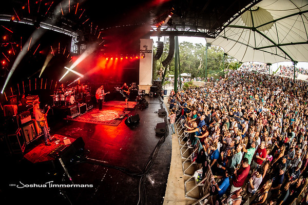 Widespread Panic - 08/02/19 - St. Augustine - The Amp