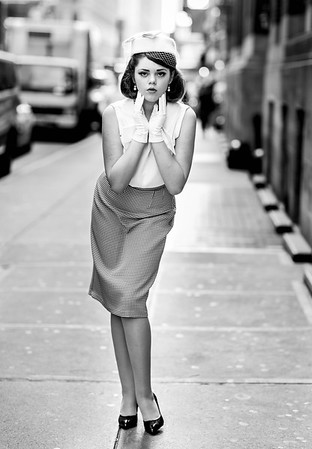 Marlana NYC Sept 2016 - Jackie O