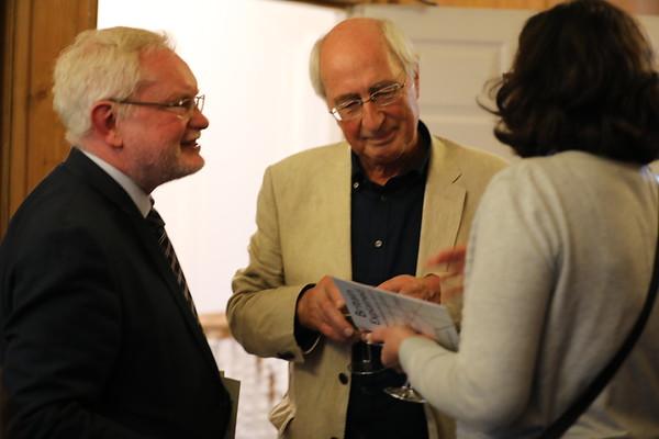 GEO London 2017 Martin Upham Book  Event