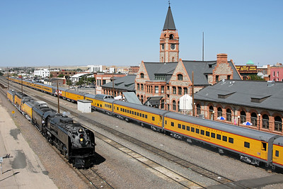 Frontier Days Train (Colorado & Wyoming)
