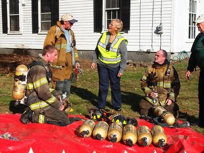 House Fire - Neck Rd. - Nov.2,2011
