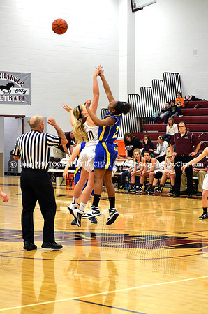 Centerville vs Union City JV Ladies Basketball 1-13-2014