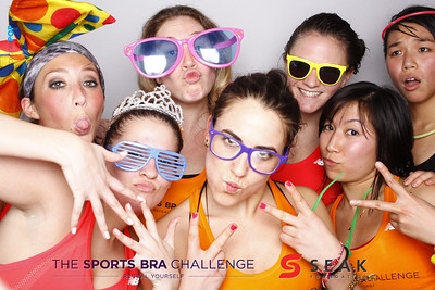 SEAK Sports Bra Challenge Kick-Off Party