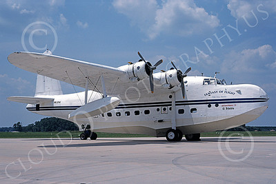 Short Sunderland Seaplane Pictures