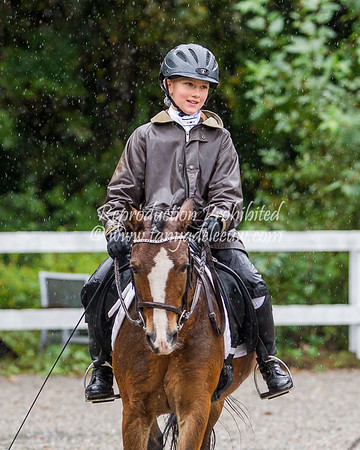 Equestrian - SVEA Dressage - Squamish, September 2018