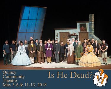 QCT - Is He Dead - 2018