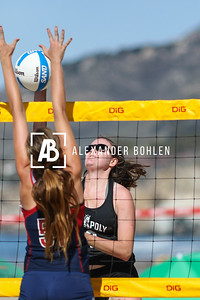 Cal Poly Beach Volleyball