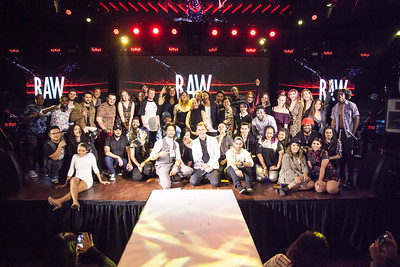 RAW:Los Angeles presents CUSP