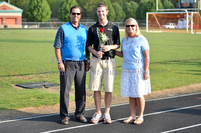 2012-04-27 BHS Women's Soccer Senior Night