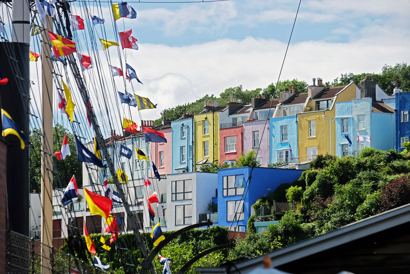 Colorful Bristol